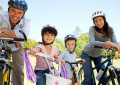 Familienfahrradtouren – Radtour mit Kindern