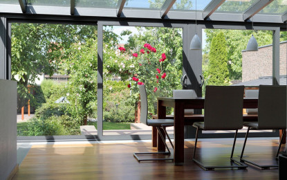 Wie man ein Terrassendach baut