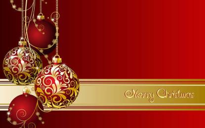 Der edle Weihnachtsgruß
