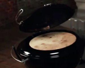 Pizza grillen und von der schnellen Zubereitung profitieren